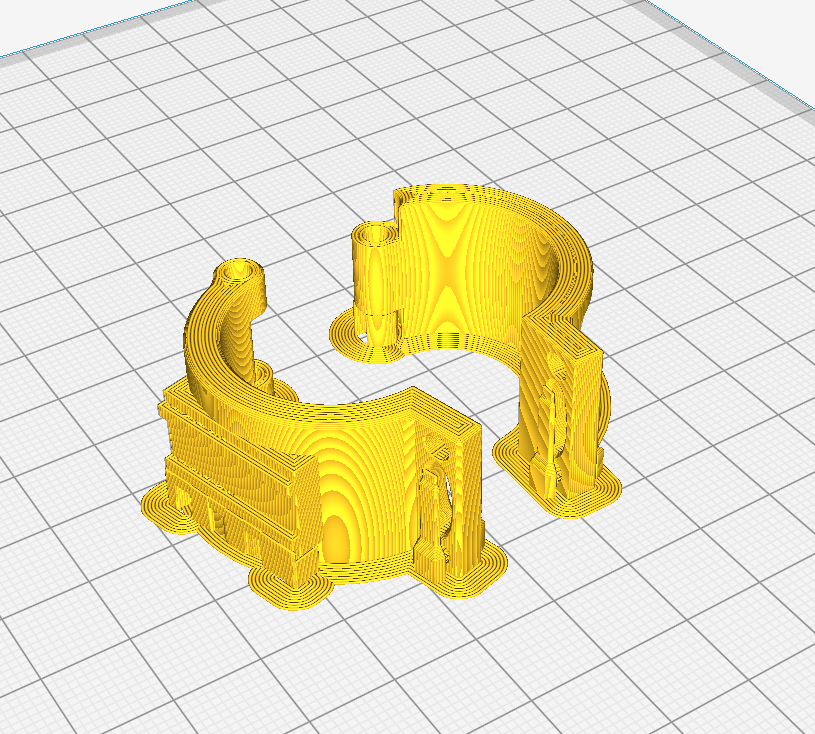bicycle.png Download free STL file Bicycle light battery holder • 3D printing template, mato4mato