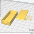 Télécharger fichier STL gratuit Boîte pour arduino nano • Objet à imprimer en 3D, mato4mato