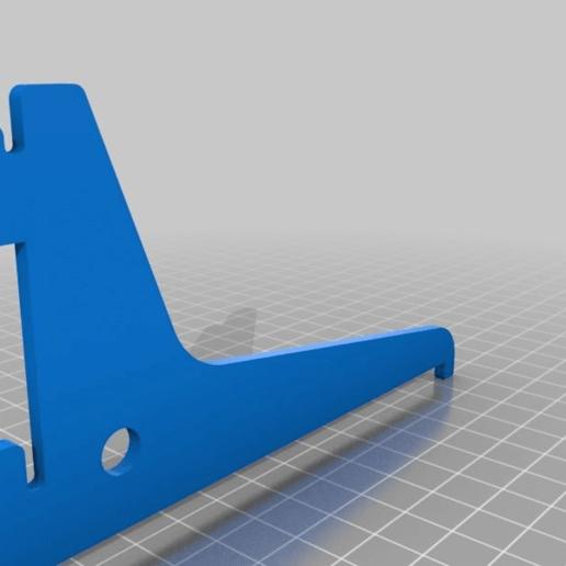 05bd9eee6ad922e0f4ebebbfbf1cf69b.png Download free STL file Shelf bracket set for single track slot • 3D printer design, dancingchicken