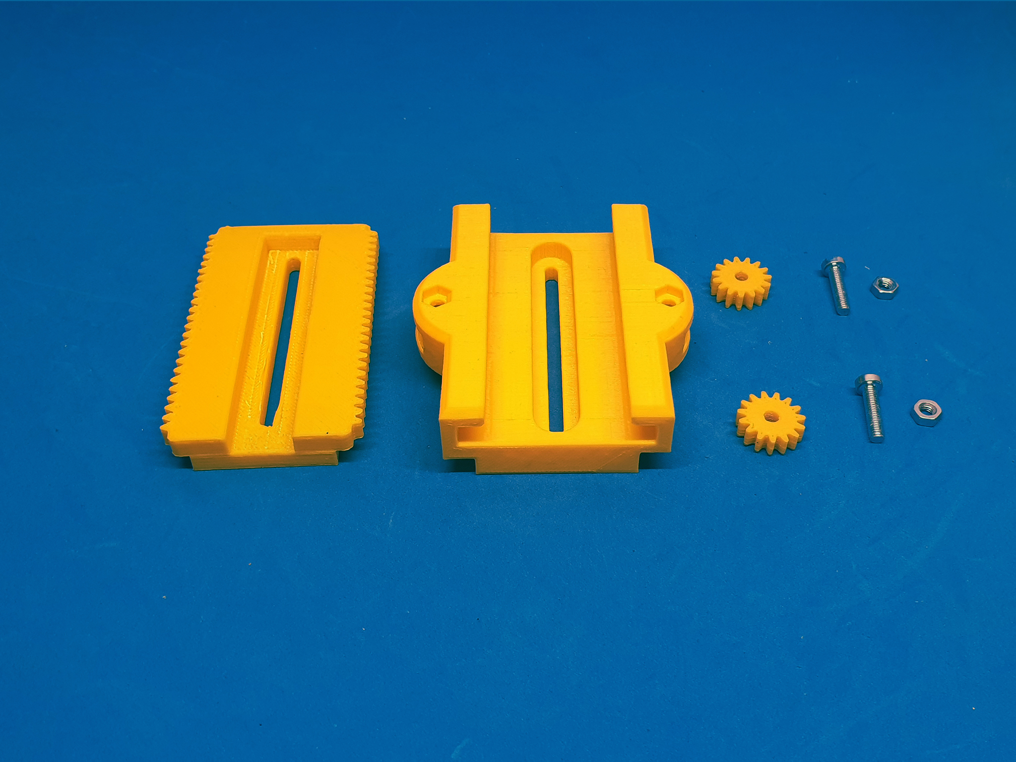 F2.jpg Download free STL file Laser quick release + Z axis fine adjustment • 3D print model, dancingchicken