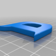 Download free 3D printing templates D&D 3D logo (Dungeons & Dragons), dancingchicken