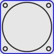 5e7301d4a03764e9973a7d7029efd6c6.png Download free STL file EVA Foam Fan dampener gaskets for Laser Cut • 3D printer object, dancingchicken