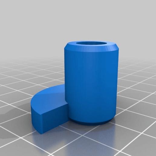 814d7147da6c2ba5ffc332c6c90b6b0b.png Télécharger fichier STL gratuit Un fort détenteur de 4 bobines • Design pour impression 3D, dancingchicken