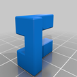 Download free 3D printer designs Quad L Puzzle, dancingchicken