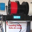 Download free 3D printing files Strong 4 Spool Holder, dancingchicken