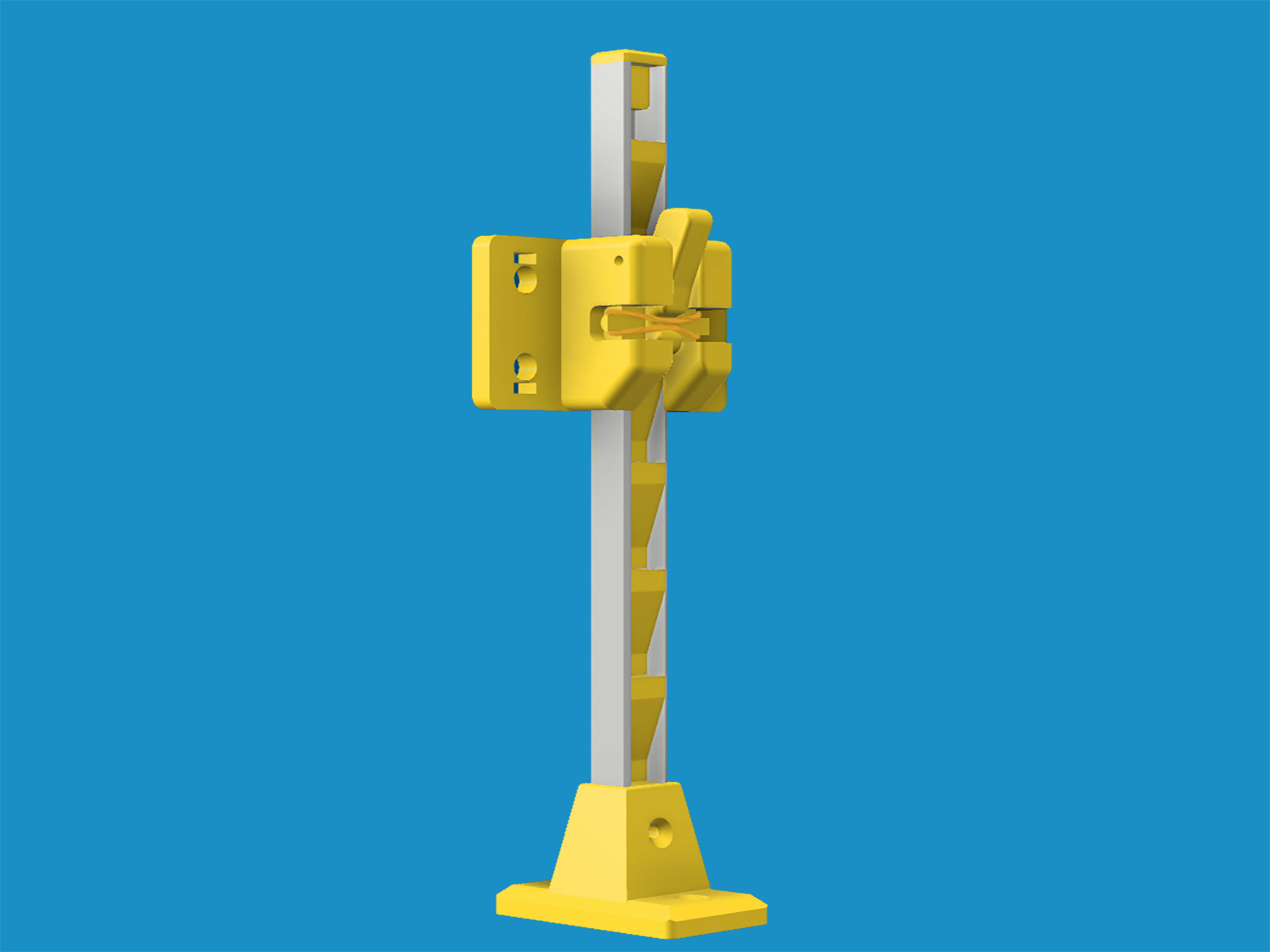 Foto3.jpg Download free STL file Laser Lifting Feet • 3D printing template, dancingchicken