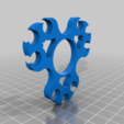 Download free 3D printing files AMF Spinner v5 for 9.5mm steel balls, dancingchicken