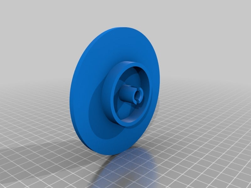 a8bead0a822e95055601f385d30e2a99.png Download free STL file Motorized TurnTable with microwave motor • 3D printer object, dancingchicken
