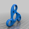 Download free 3D print files AMF Ladie's Spinner, dancingchicken