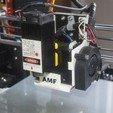 Download free 3D model Laser Mount for Anet A8, dancingchicken