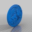 Download free 3D print files E.T. across the moon litophane, dancingchicken