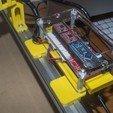 Download free 3D printer files Sliding Laser Board Support, dancingchicken