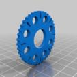 Download free 3D print files Laser focus wheel, dancingchicken