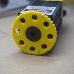 PA180065.jpg Download free STL file Laser focus wheel • Model to 3D print, dancingchicken