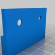 Download free 3D printer files Laser Feet Anchor, dancingchicken