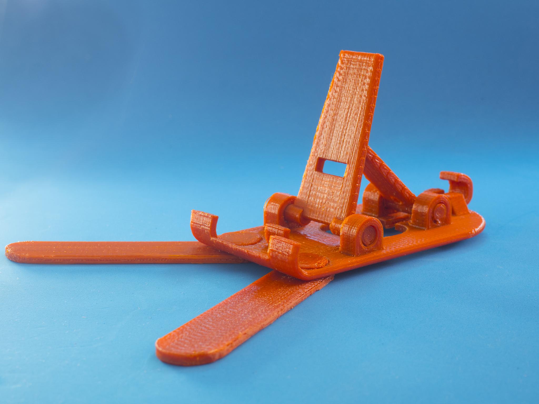 F02.jpg Download free STL file Adjustable Belly Tablet Stand • 3D printable template, dancingchicken