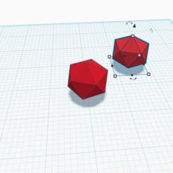 Descargar archivos 3D gratis d20 dados, dancingchicken