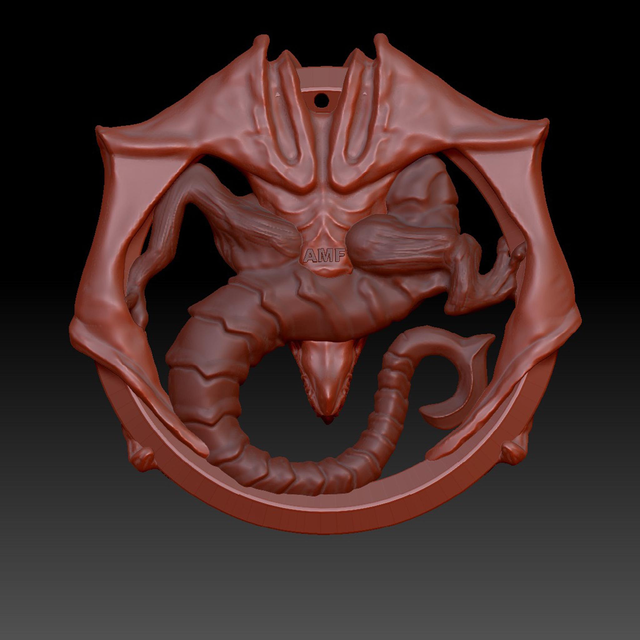 Captura_de_pantalla_2018-05-05_a_las_18.33.17.jpg Download free STL file Dragon Talisman from Castlevania 2 • 3D printable template, dancingchicken