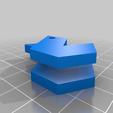 Download free 3D printing templates The shift & slide Hexagon Puzzle, dancingchicken