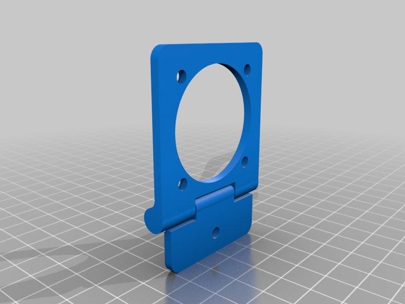 930438f86c9778904140750a486b44da.png Download free STL file Laser Fume Blower support • 3D printing template, dancingchicken