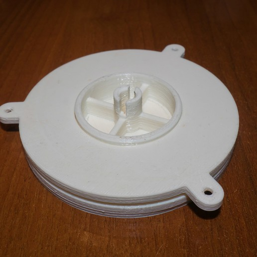 AMF00014-LR_Fin.jpg Download free STL file Motorized TurnTable with microwave motor • 3D printer object, dancingchicken