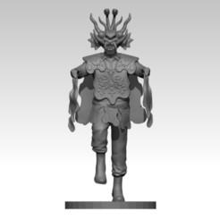 Download 3D printer designs Bolivian carnival dance diablada, cspb79