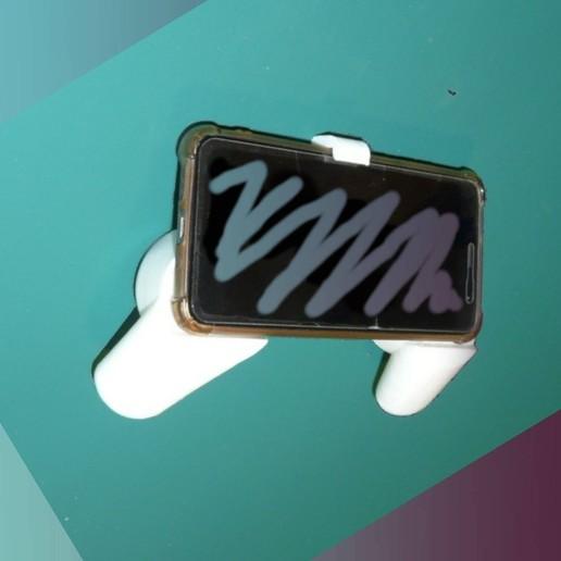 Télécharger fichier imprimante 3D gratuit Manette de jeu mobile universelle, gucoDIY