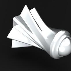 BUTEE DE PORTE.JPG Télécharger fichier STL Butoir de porte • Plan pour impression 3D, vincentt