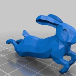 Download free 3D printing files rabbit, mtstksk