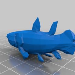 Descargar Modelos 3D para imprimir gratis Celacanto, mtstksk