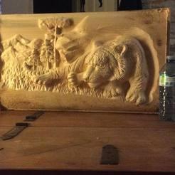 Download free 3D printer designs sleeping tiger cnc router, martingalipeau