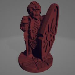 Red Sands Swordsman.png Télécharger fichier STL L'épéiste de Red Sands • Objet pour imprimante 3D, Ellie_Valkyrie