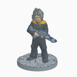 Dread_Security_Rifle.png Download free STL file Phaser Rifle Femme • 3D printable model, Ellie_Valkyrie