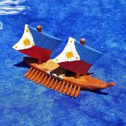 109994327_724938391664844_8206287716024500707_n.jpg Télécharger fichier STL gratuit Anciens navires de la marine philippine pour Ortus Novae : Trireme • Plan à imprimer en 3D, Ellie_Valkyrie