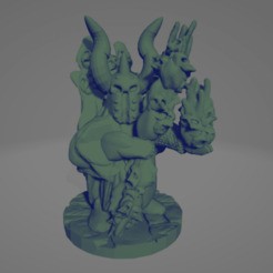 Surt-Sworn Soul Summoner.png Download STL file Surt-Sworn Soul Summoner • Design to 3D print, Ellie_Valkyrie
