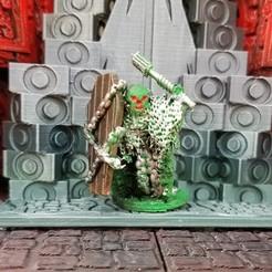 20200927_154935.jpg Download STL file Coffin Lid Wraith • 3D print design, Ellie_Valkyrie