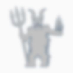 Download 3D printing files Undead Spike Demon, Ellie_Valkyrie