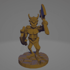 Horned Helmet Double Axe Berserker Skeleton.png Download STL file Double Axe Berserker Raider Skeleton • 3D printer design, Ellie_Valkyrie
