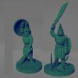 Kopis Hoplites.png Download STL file Amazonian Kopis Hoplites • 3D printable design, Ellie_Valkyrie