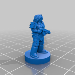 15mm_Midna_Gardner_Space_Guardian.png Download free STL file Midna Gardner, Space Warden • 3D printing object, Ellie_Valkyrie