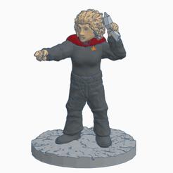 Starfleet_Commander.png Download free STL file Starfleet Commander • 3D printable design, Ellie_Valkyrie
