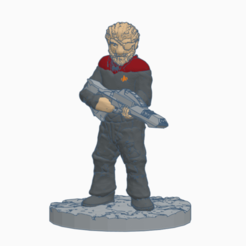 Eyepatch_Captain.png Download free STL file Eye Patch Captain (Starfleet) • 3D printer design, Ellie_Valkyrie