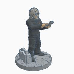SFCardietech.png Télécharger fichier STL gratuit Technicien de la Fédération cardassienne • Objet à imprimer en 3D, Ellie_Valkyrie