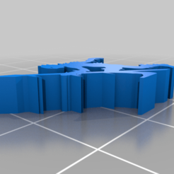 Frozen_Dead_Spear.png Download free STL file Frozen Dead Variants • 3D printable object, Ellie_Valkyrie