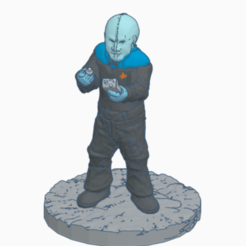 Bolian_Doctor.png Download free STL file Bolian Doctor • 3D printable design, Ellie_Valkyrie