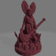 Amazon Executioner Leader.png Download STL file Support-Free Amazon Destructrix • Object to 3D print, Ellie_Valkyrie