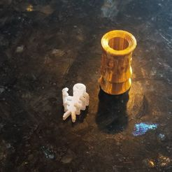 Urn_and_Corpse.jpg Download free STL file Urn And Corpse (Compatible With Meepleverse) • 3D print template, Ellie_Valkyrie