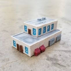 Download 3D printing models 6mm Industrial Offices, Ellie_Valkyrie