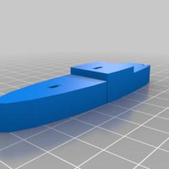 Hull_Mystic_Replacement.png Télécharger fichier STL gratuit Remplacement du navire Mystic dans la CSG de Pirates • Design pour imprimante 3D, Ellie_Valkyrie