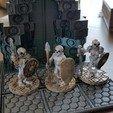 117335350_1372019873005716_5885682199457268124_n.jpg Download STL file Boneplate Horrors (Batch 1) • 3D printer model, Ellie_Valkyrie